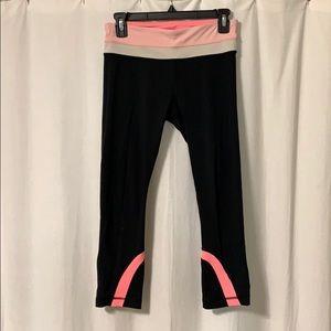 Lululemon leggings (crop - running)